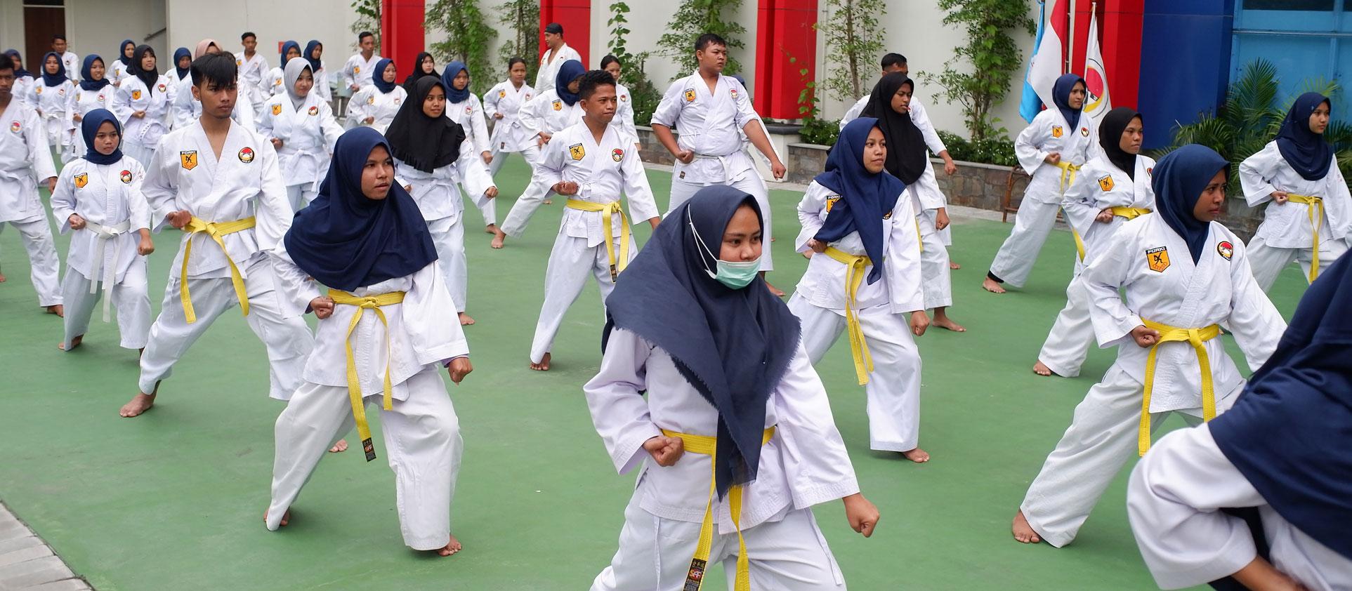 karate akbara